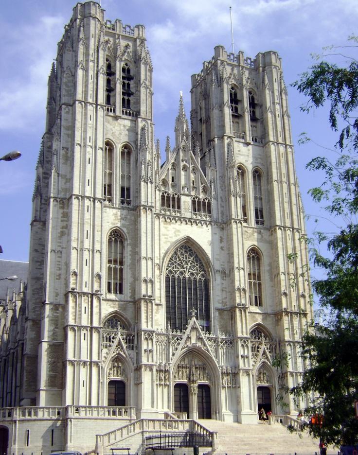 Cathédrale St-Michel de Bruxelles