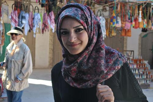 jordanian-woman