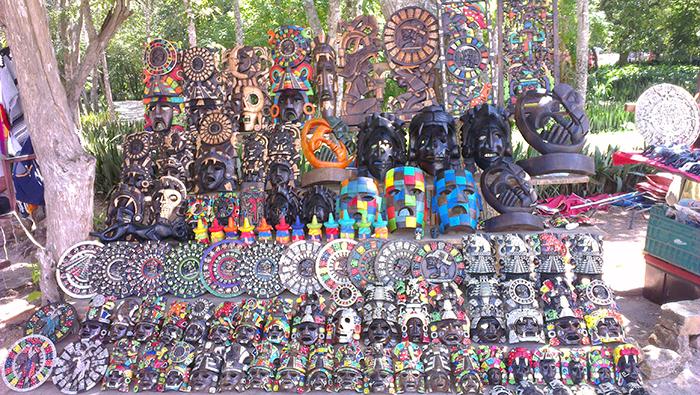 mayan-masks