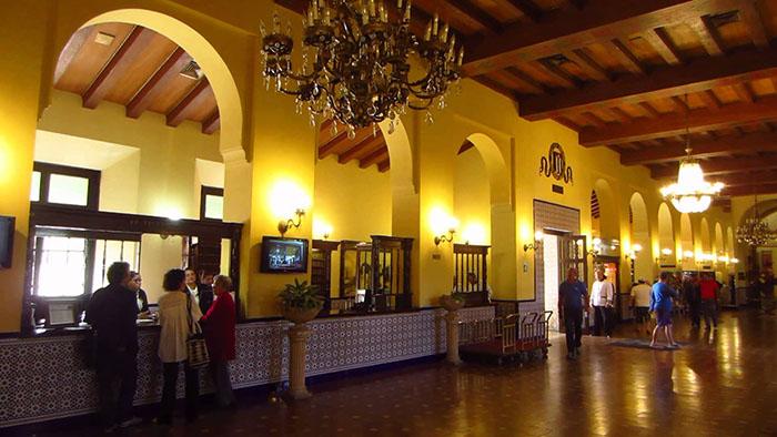 Hotel Nacional Havana - insite1