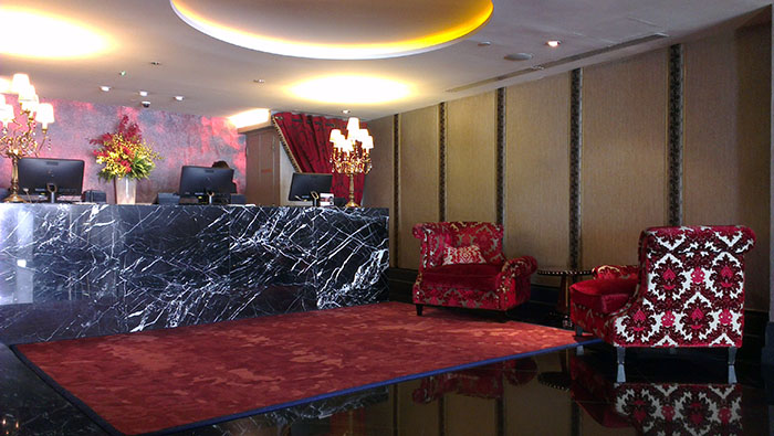 Scarlet Hotel Singapore