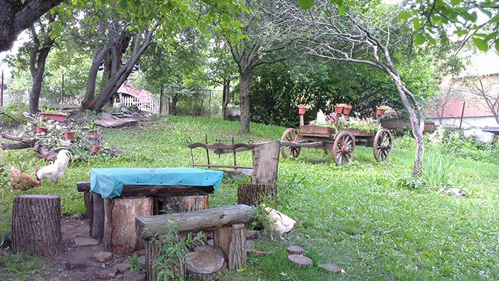 Krachma selo Zasele