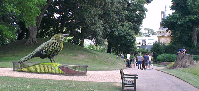 Waddesdon park
