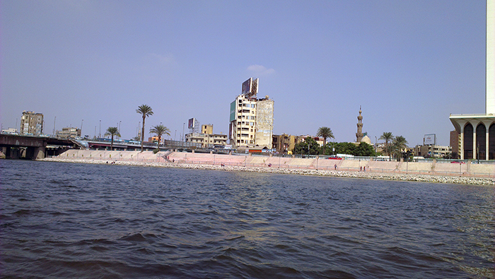 Cairo Nile right