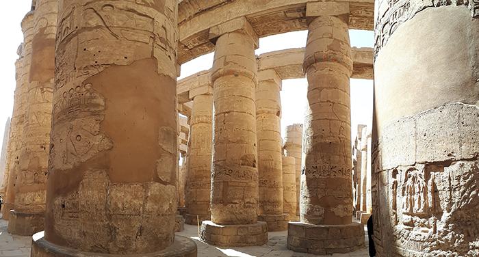 Karnak Hypostyle hall