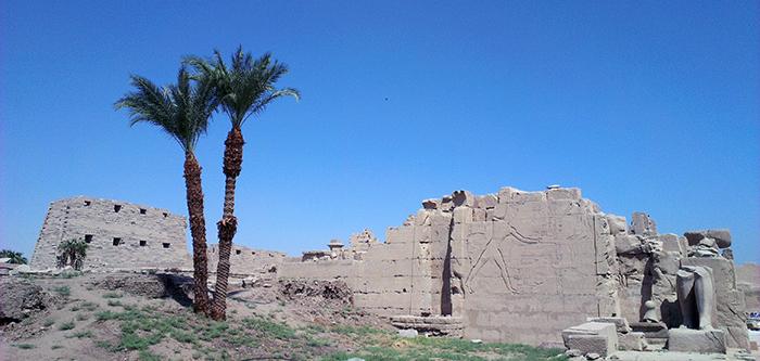 Karnak Thutmose III