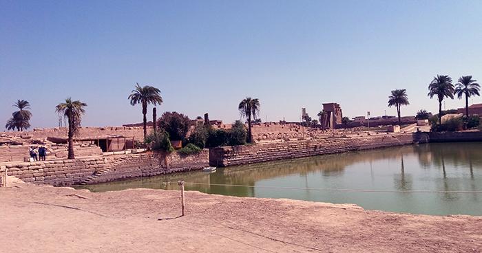 Karnake lake