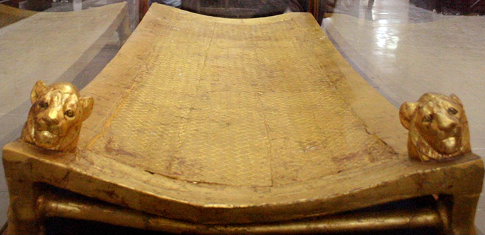 King Tut bed