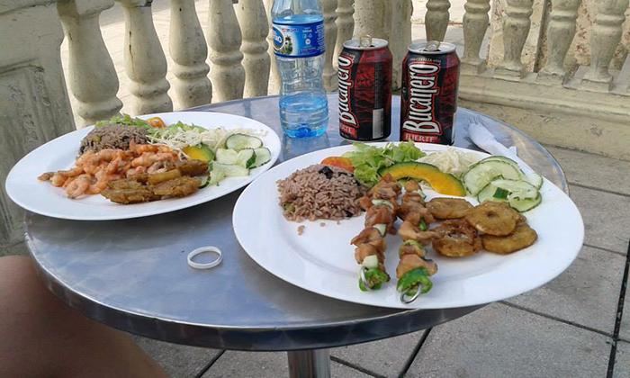 Havana malekon meal