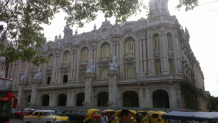 Havana national opera