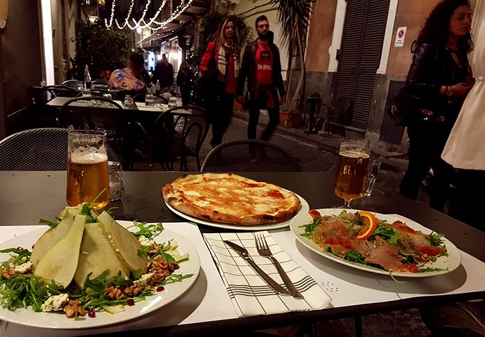 Dinner_Via Santa Filomena
