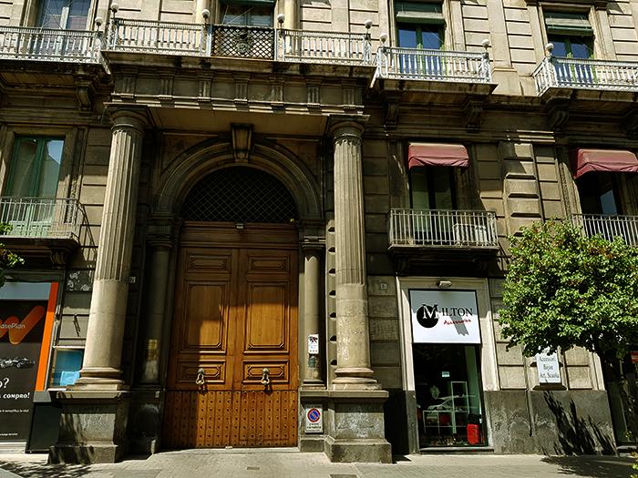 Hotel Regina Margherita Catania