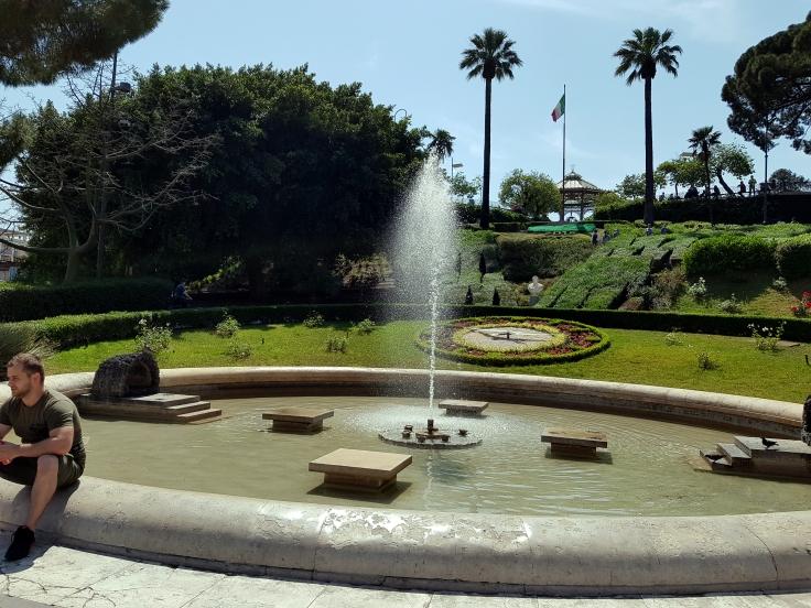 Park Giardino Bellini Catania2
