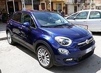Fiat 500 cross over