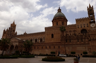Palermo Cathedral 3