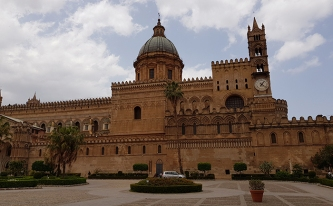 Palermo Cathedral 4