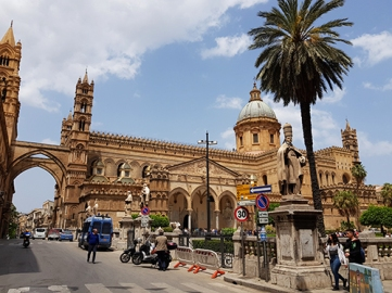 Palermo Cathedral 6