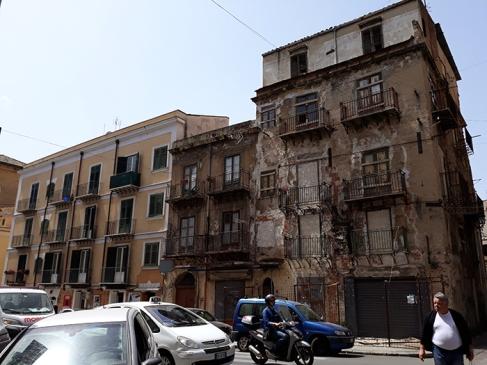 Из улиците на Палермо