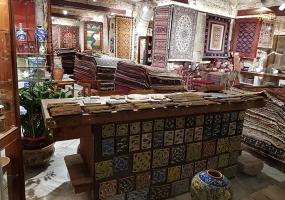 Shahidi - персийски магазин за килими и керамика, притежаващ сертификат от Tripadviser