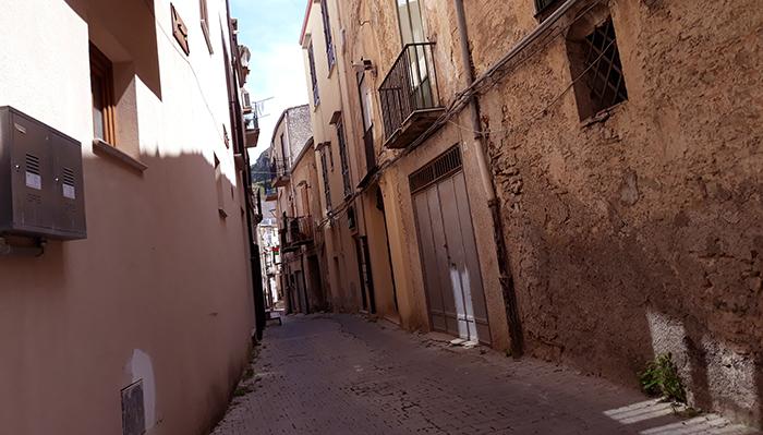Street in Corleone