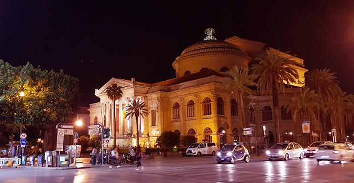 Teatro Massimo Palermo