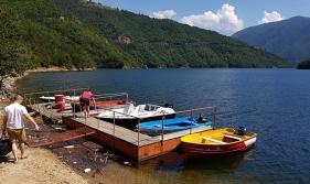 Кеят с лодките