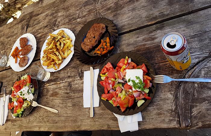 Vila Diva hrana 2