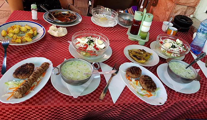 Restorant Vitosha Jeleznica