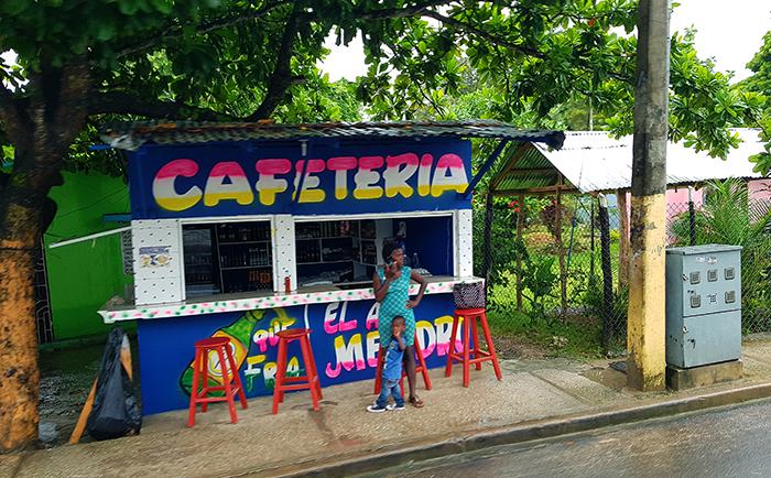 Улично кафене