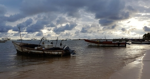 Рибарски лодки