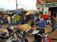 Из улиците на пазара