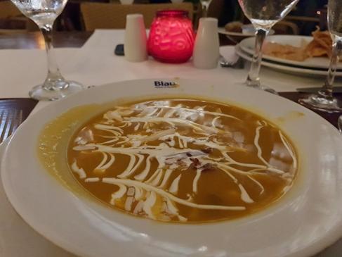 Крем-супа от тиква