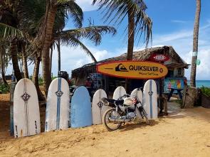 Барака за отдаване на сърф под наем