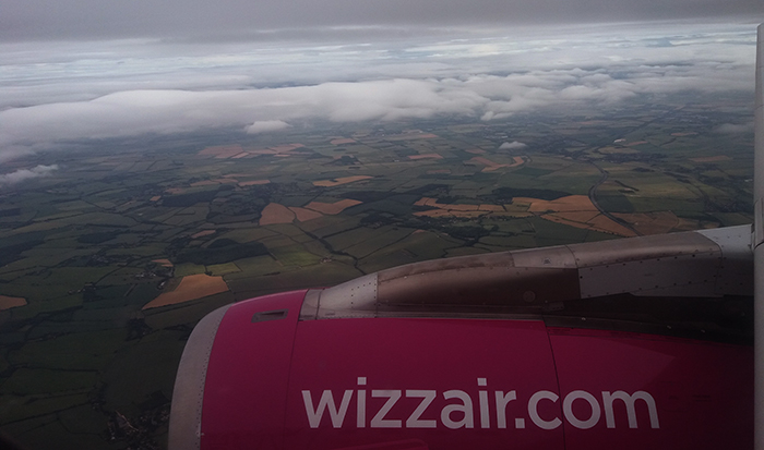 Top 5 flights Wizz air