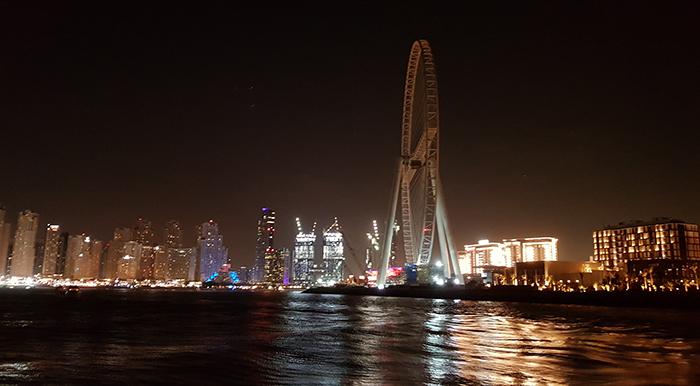 Dubai Marina boat trip 2