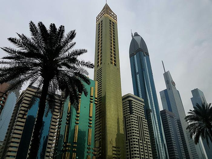 Dubai skyscrapers2