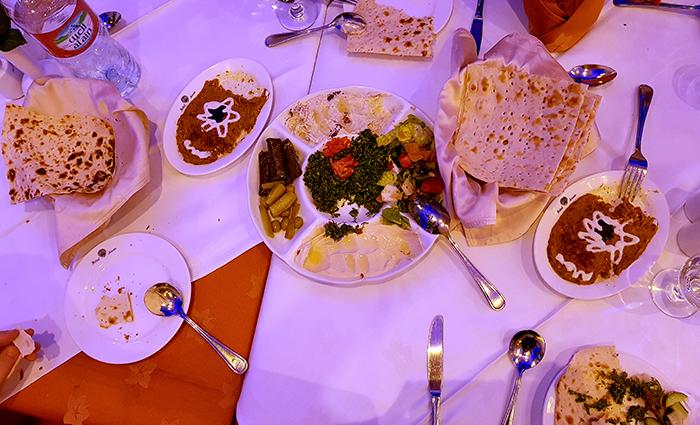 Iranian restaurant Dubai
