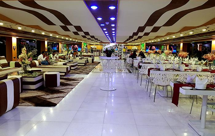 Lotus Mega Yacht Restaurant