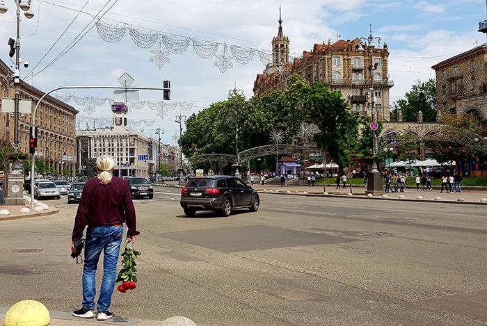 Khreschatyk street