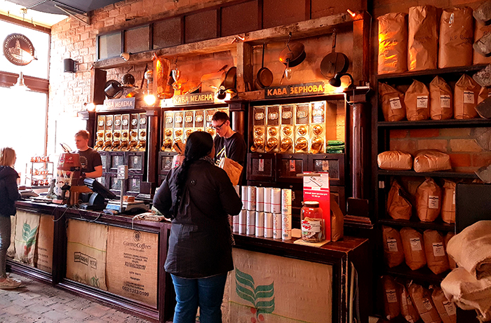 Lviv kava