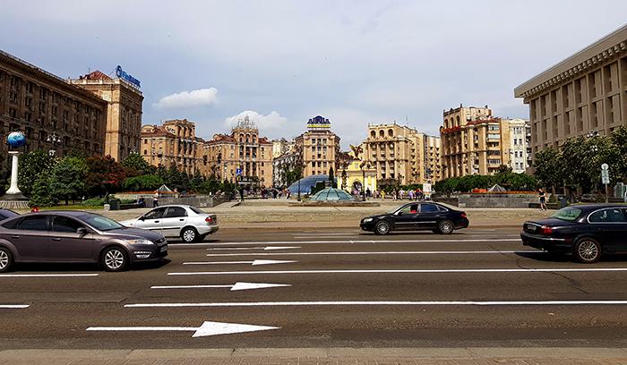 Maidan Nezalezhnosti 2
