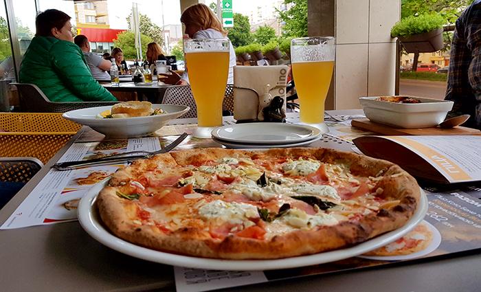 Pizza il Molino