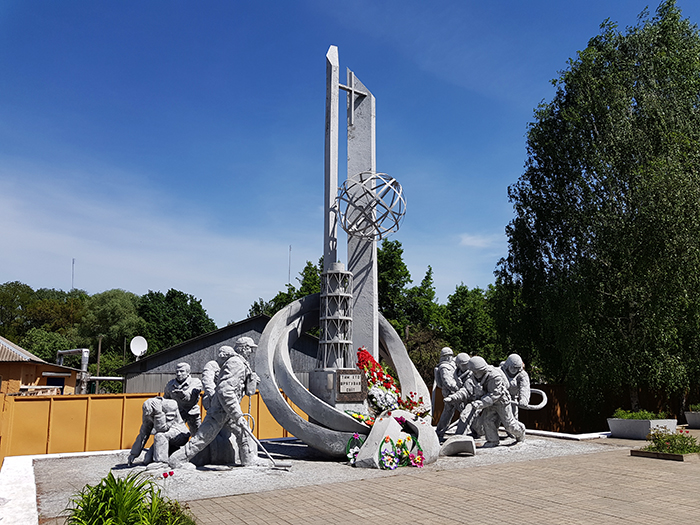 Chernobil fiar man