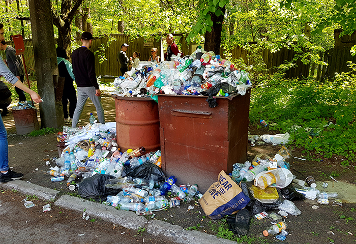 Chernobyl2 trash