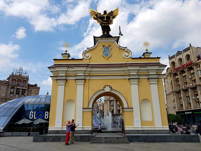 Lach Gates Kiev