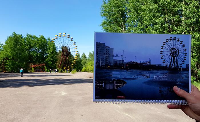 Carousel Pripyat
