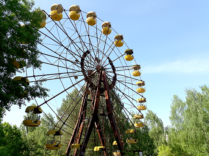 Carousel Pripyat4