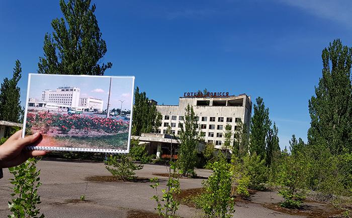 Hotel Polisia Pripyat