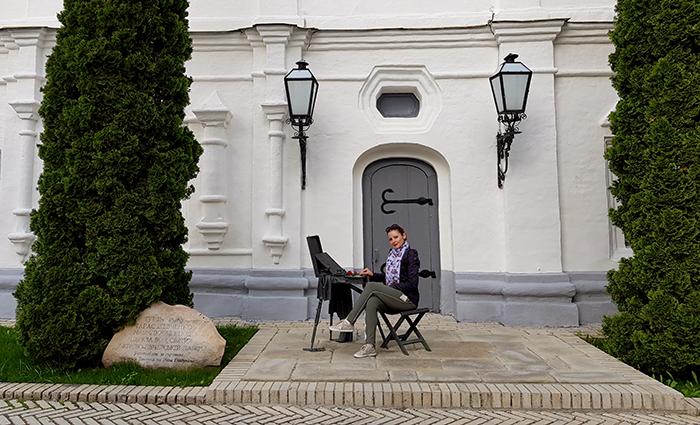 Kiev Lavra Taras Shevchenko
