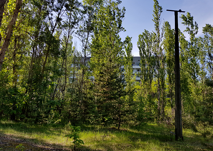 Pripyat now
